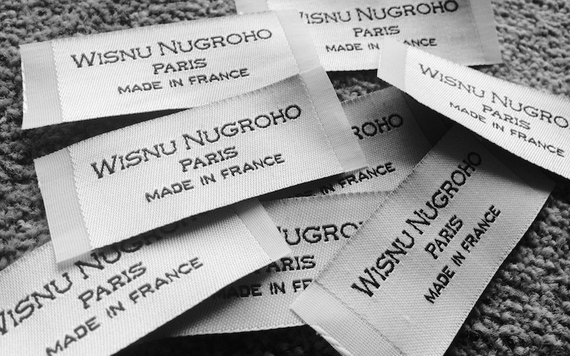 Wisnu Nugroho Paris Label